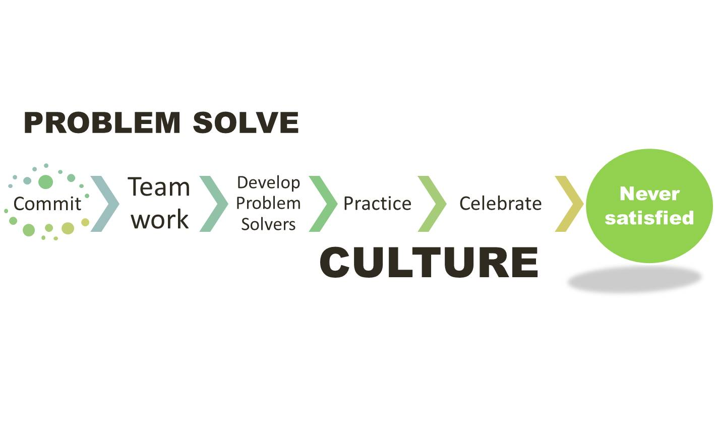 Problem Solving, Root Cause, Business results