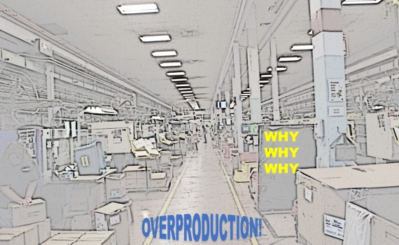 Lean Waste of Overproduction